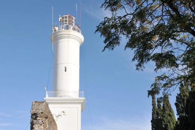Lighthouse in Colonia