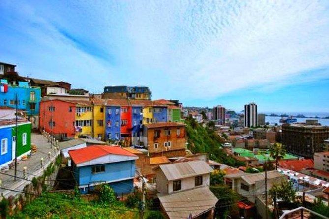 Excursão a pé privada em Valparaíso