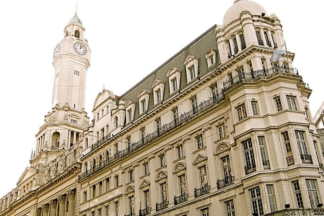 Private Tour: Buenos Aires City Tour with Optional Lunch