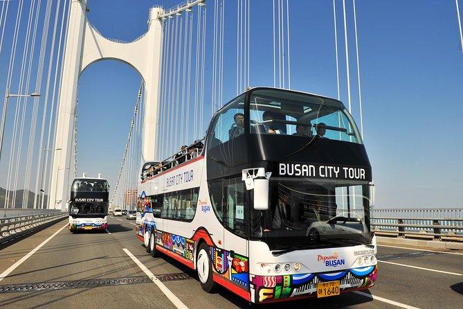 Fulldagsbillet til Busan City Tour Bus