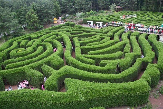 Jeju Kimnyoung Maze Park Discount Ticket
