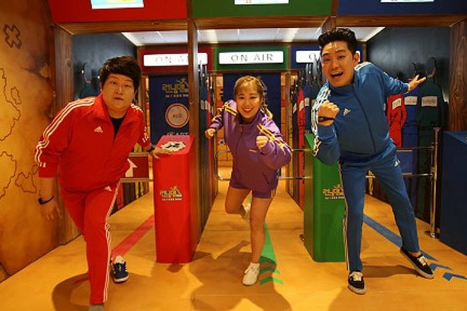 Seoul Running Man Theme Park Discount Ticket