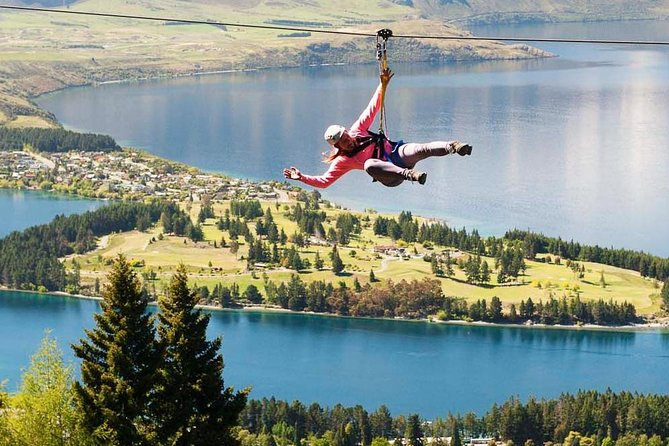 Queenstown: Zipline Eco-Adventure Tour
