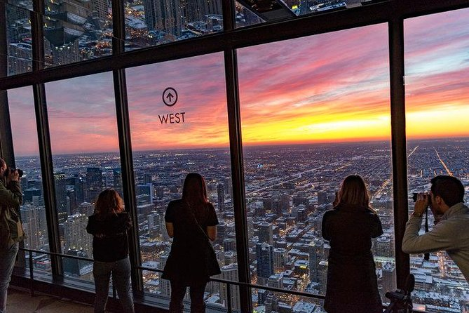 360 CHICAGO Observation Deck (Hancock Center) Sun & Stars Admission