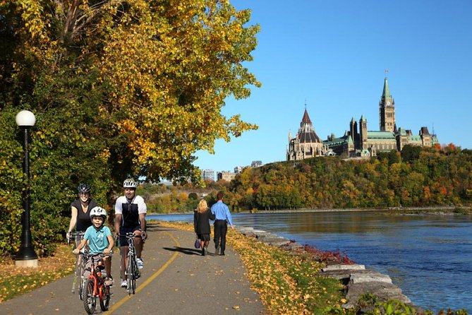 Cycling the Nation's Capital, self-guided