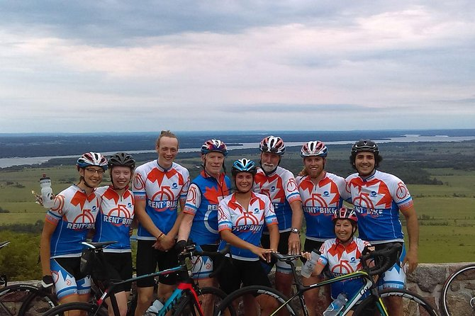 Sportif tour of East Ontario and West Quebec
