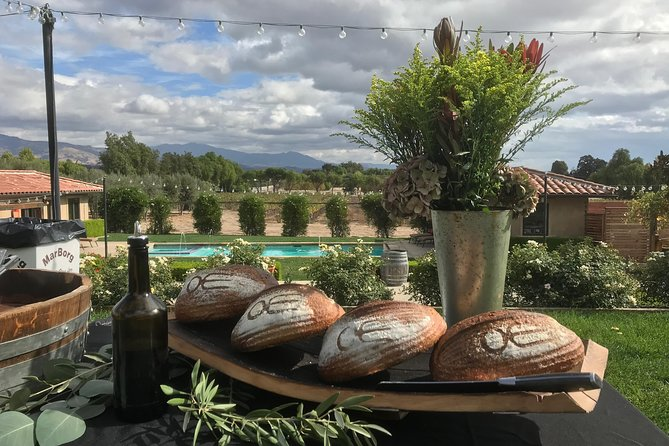 Farm-to-Table Vineyard Lunch