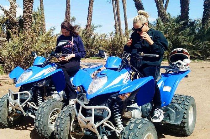 Marrakesch Quad Bike Halbtagesausflüge