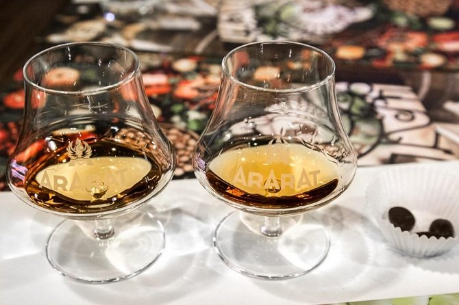 Armenian Cognac Tasting Tour