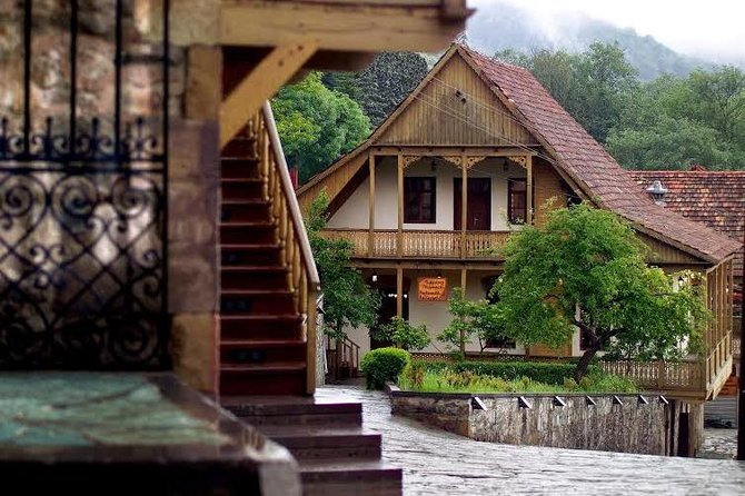 Tour to Armenian Switzerland