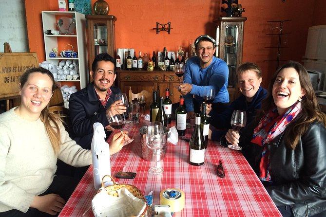 A experiência de vinho Tannat saindo de Montevidéu