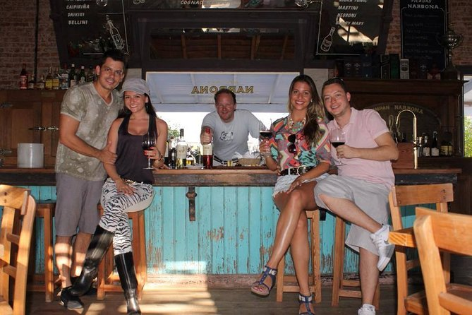 Excursão para grupos pequenos: experiência de vinhos em Punta del Este