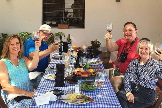 Wine Lovers - Traditional Uruguay Lunch & Wine Tasting!