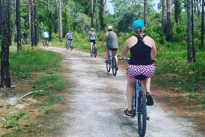 Saint Petersburg Preserve Bike Tour