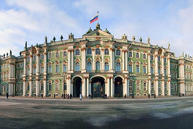 Tour to the State HERMITAGE Museum