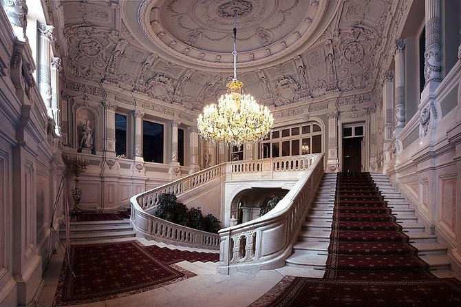 Yusupov Palace with Rasputin Story (PRIVATE TOUR)