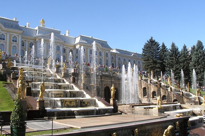 St.Petersburg 2 Day Visa Free Shore Tour
