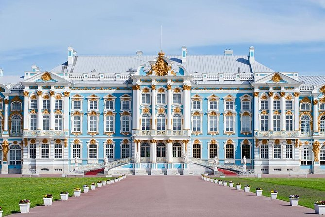 St Petersburg 3 Day Visa Free Shore Tour
