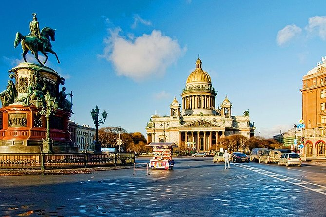 Small Group St. Petersburg 1 Day Visa-Free Shore Experience