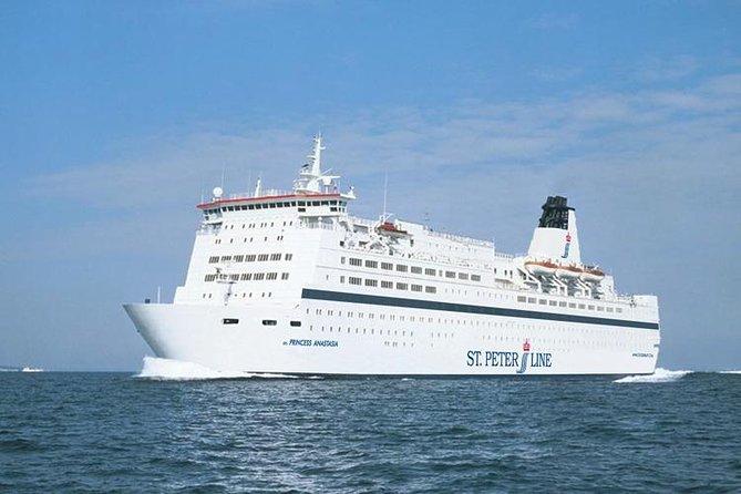 St Peter Line Ferry shore tour for Princess Maria