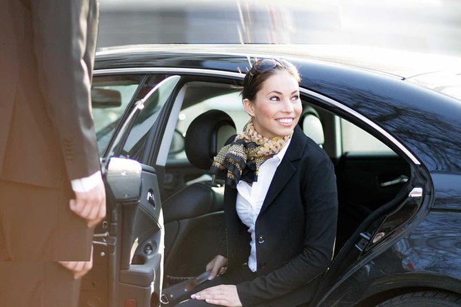 Enjoy a private airport transfer