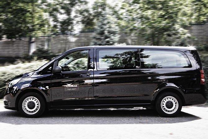 Private Transfer from Prague to Nuremberg by minivan