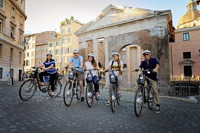 The Ancient Appian Way & Catacombs by bicycle