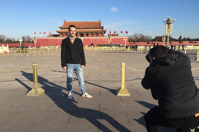 Beijing Private Tour: 2-Hour Tiananmen Square and Forbidden City Quick Explorer