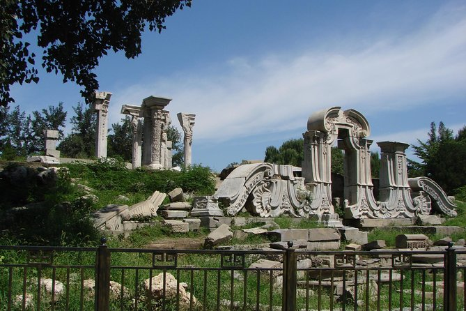 Private Day Tour: Summer Palace and Old Summer Palace in Beijing