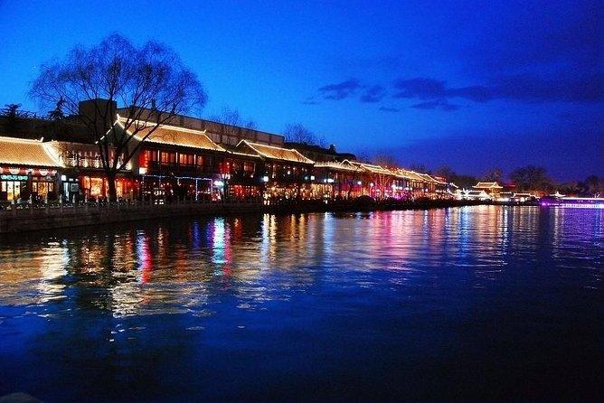 Xinjiang Silk Road Impression Dining Experience with Houhai Lake and Yandai Xie Street