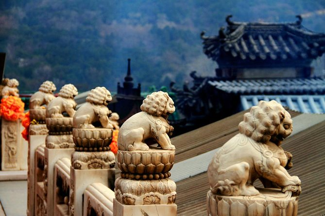 Beijing Private Tour to Badachu Park including Vegetarian Lunch