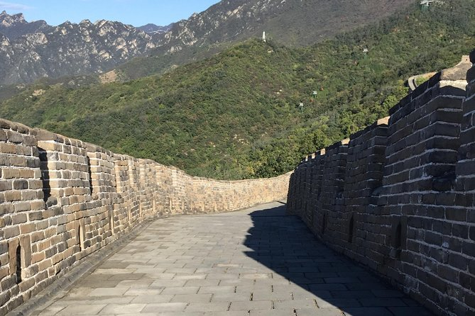 Private One Way Tianjin Port Transfer to Beijing including Great Wall Sightseeing
