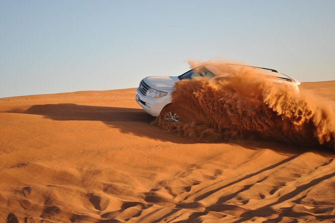 Ras Al Khaimah: Afternoon Desert Safari and BBQ Dinner