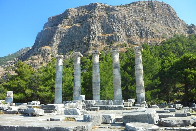 Daily Priene Miletus Didyma Tour from Izmir