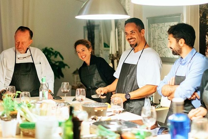 Mediterranean Cooking Class in Barcelona