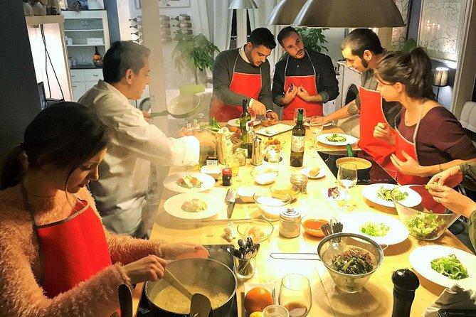 La Boqueria Market and Cooking Class in Barcelona