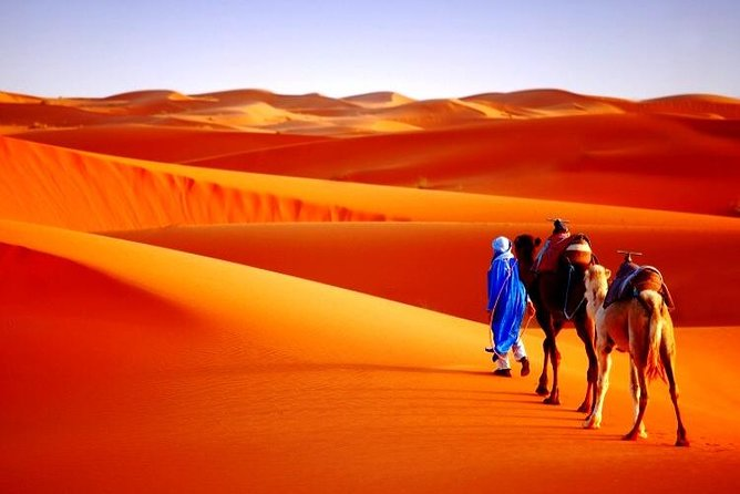 9-Night Morocco Discovery Private Tour from Marrakech or Casablanca