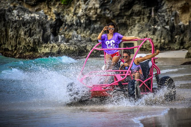 Discovery Package: Snorkeling Cruise and Dune buggy Adventure At Punta Cana