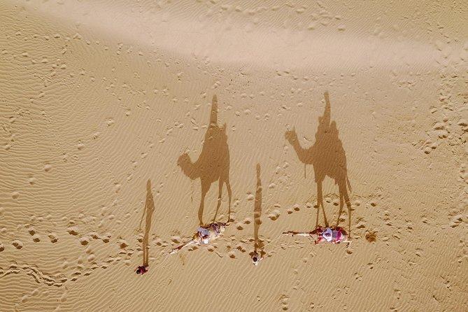 Overnight stay in the Desert
