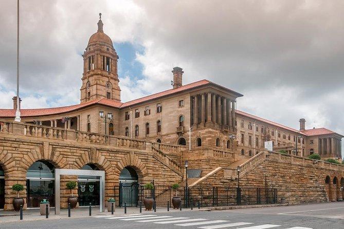 Tour por la ciudad de Pretoria