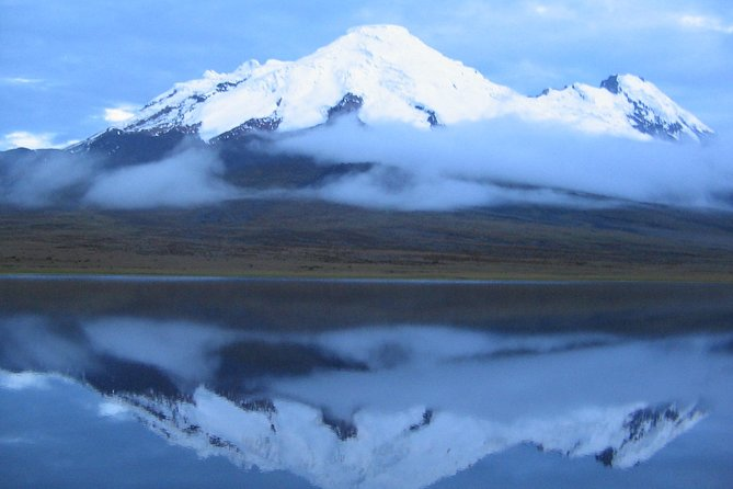 Private Day Trip to Antisana Volcano from Quito