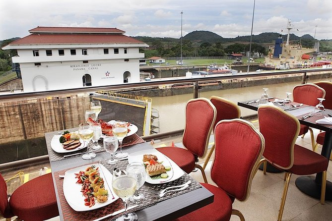 Panama Canal Dining Experience: Lunch photo 1