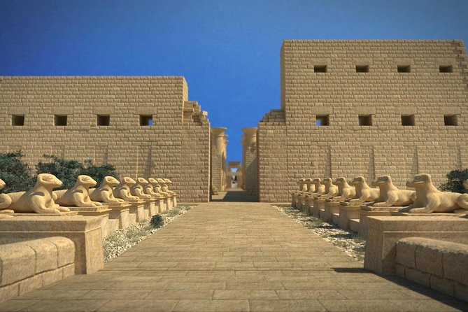 Over day from Cairo to luxor by flights