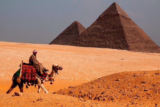 Pacote de excursão de 3 dias cobrindo todo o Cairo