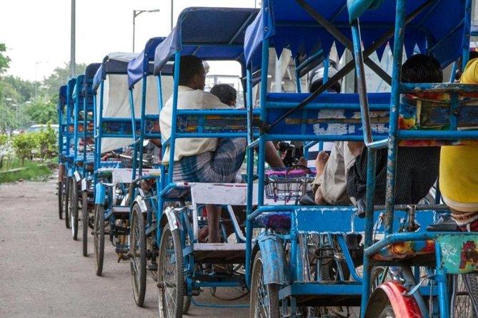Tour Privado: Modos e Modos Diferentes de Delhi