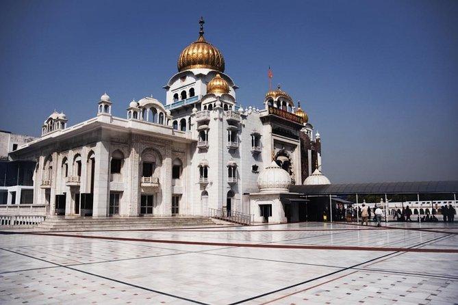 Visite o histórico Gurudwaras de Delhi