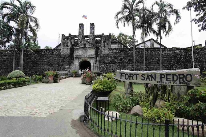 Cebu City Tour with Fort San Pedro and Hotel Transport photo 2