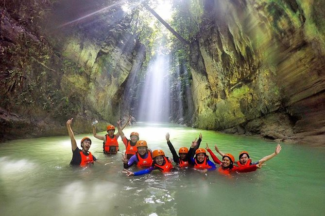 Oslob Whale Shark and Kawasan Falls Canyoneering Day Tour photo 10