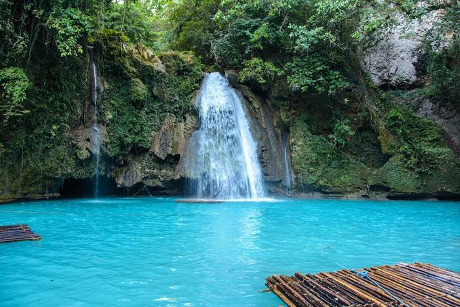 Oslob Whale Shark and Kawasan Falls Day Tour photo 1