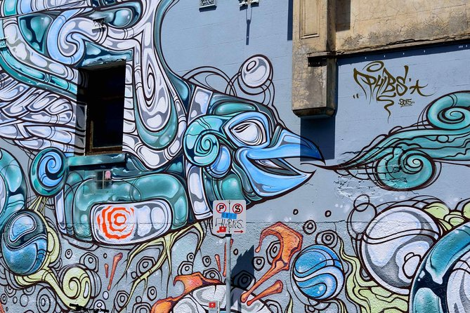 Encuentra The Street Art Tour